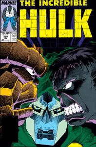 Incredible Hulk 350 1988