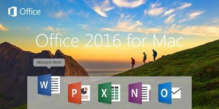 Microsoft Office 2016 for Mac 16.14 VL Multilingual