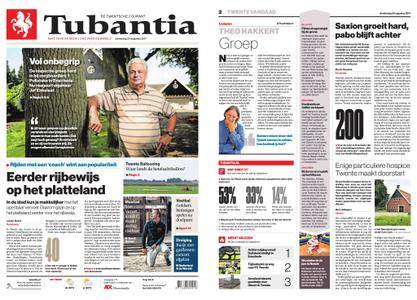 Tubantia - Enschede – 24 augustus 2017