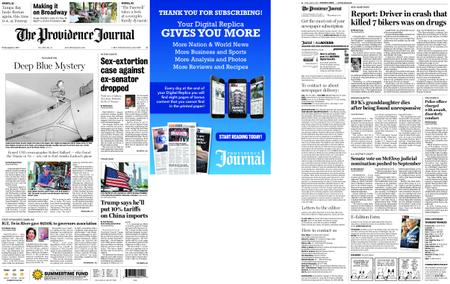 The Providence Journal – August 02, 2019