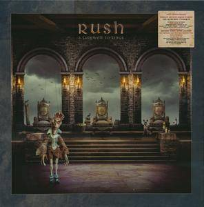 Rush - A Farewell To Kings (1977) [3CD + Blu-ray, 40th Anniversary Super Deluxe Edition Box Set]