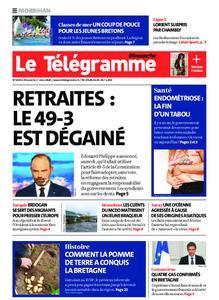 Le Télégramme Auray – 01 mars 2020