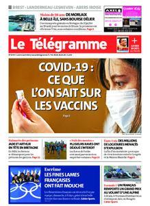 Le Télégramme Brest Abers Iroise – 02 août 2021