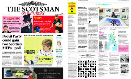 The Scotsman – May 18, 2019