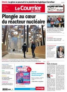 Le Courrier de l'Ouest Cholet – 03 avril 2021