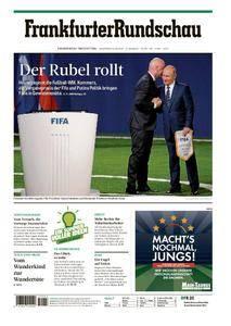 Frankfurter Rundschau Main-Taunus - 14. Juni 2018
