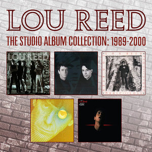 Lou Reed - The Studio Album Collection 1989-2000 (2015) [Official Digital Download] RE-UP