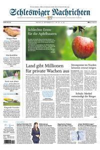 Schleswiger Nachrichten - 22. September 2017
