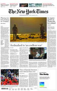 International New York Times - 26 February 2018