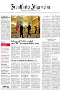 Frankfurter Allgemeine Zeitung F.A.Z. - 09. April 2019