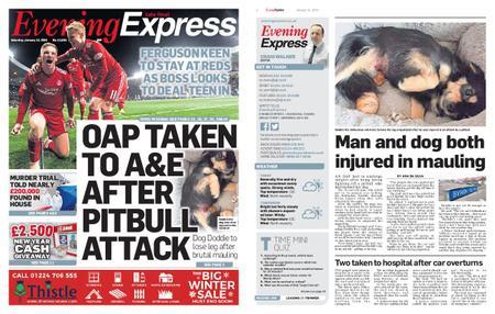 Evening Express – January 12, 2019
