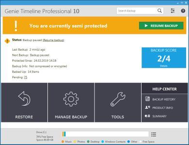 Genie Timeline Professional 10.0.2.200 Multilingual