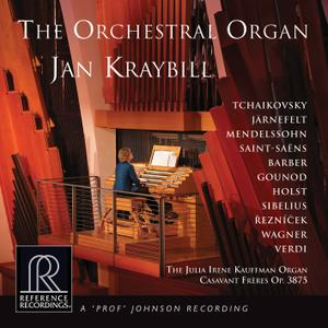 Jan Kraybill - The Orchestral Organ (2019) [Official Digital Download 24/176]