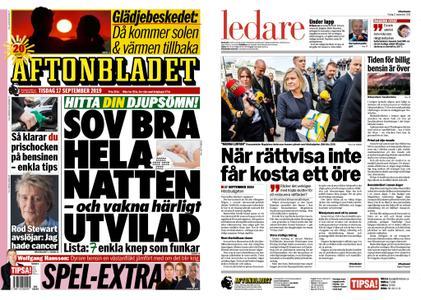 Aftonbladet – 17 september 2019