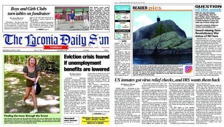 The Laconia Daily Sun – June 25, 2020