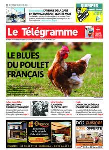 Le Télégramme Concarneau – 07 février 2020