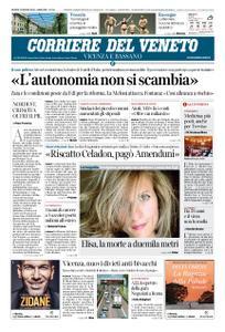 Corriere del Veneto Vicenza e Bassano – 25 giugno 2020