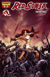 Red Sonja Vacant Shell 2007 Digital