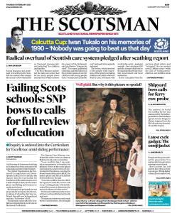 The Scotsman - 5 February 2020
