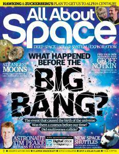 All About Space - Issue 52 2016
