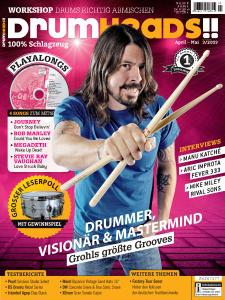 DrumHeads - April-Mai 2019