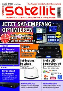 Satellit – Mai 2019