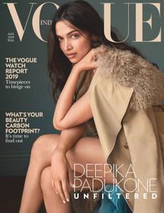 Vogue India - August 2019