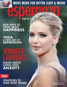 esperanza Magazine for Anxiety & Depression - July 2018
