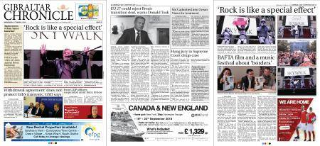 Gibraltar Chronicle – 21 March 2018