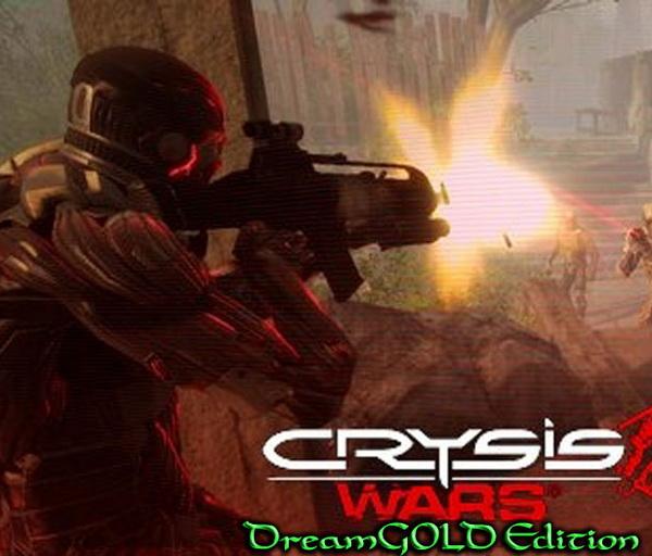 Crysis Wars DreamGold Edition (2009/ENG/RUS)