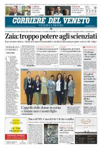 Corriere del Veneto Venezia e Mestre – 09 maggio 2020