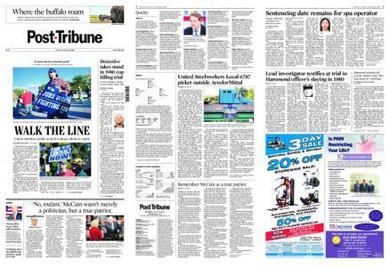 Post-Tribune – August 31, 2018