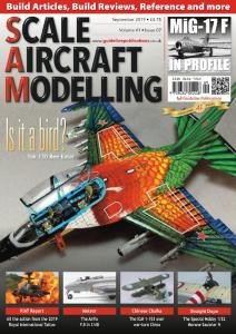 Scale Aircraft Modelling - Volume 41 Issue 7 - September 2019