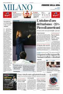 Corriere della Sera Milano – 22 dicembre 2018