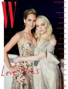 W Magazine - March 2018