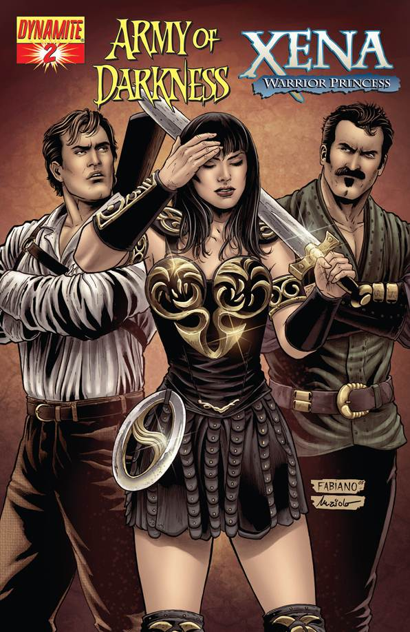 Army of Darkness - Xena Warrior Princess - Why Not 002 (2008)