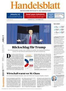 Handelsblatt - 08. November 2018
