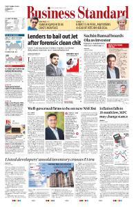 Business Standard - January 15, 2019