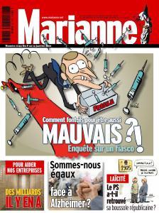 Marianne - 8 Janvier 2021