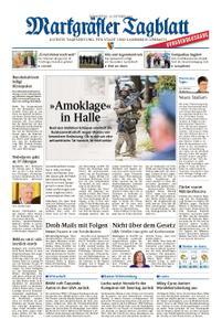 Markgräfler Tagblatt - 10. Oktober 2019