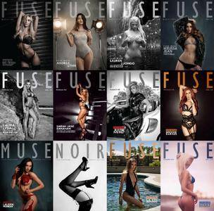 Fuse Magazine - 2016 Full Year Issues Collection
