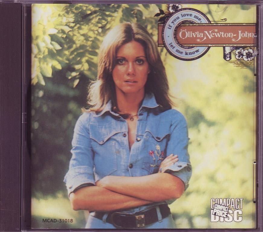 Olivia Newton-John - If You Love Me, Let Me Know (1974) [1987, Reissue] {Japan for USA}