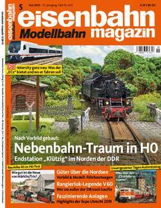 Eisenbahn Magazin – April 2019