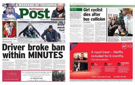 Nottingham Post – December 11, 2017