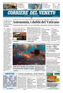 Corriere del Veneto Venezia e Mestre – 14 luglio 2019