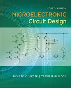 Microelectronic Circuit Design (4th Edition)