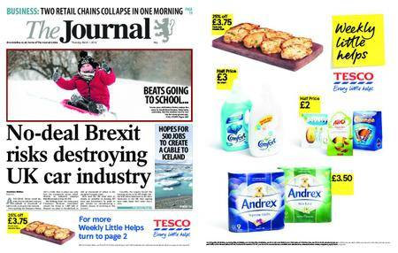 The Journal – March 01, 2018
