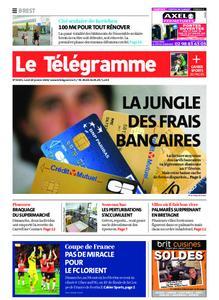 Le Télégramme Brest – 20 janvier 2020