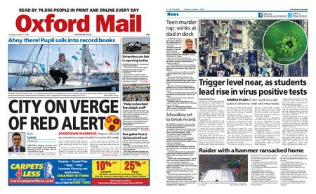 Oxford Mail – October 01, 2020