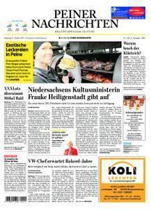 Peiner Nachrichten - 21. Oktober 2017